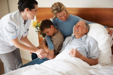 visita domiciliaria hospital
